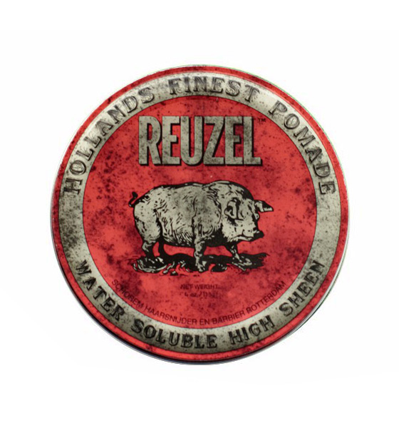 Reuzel Red Water Soluble High Sheen