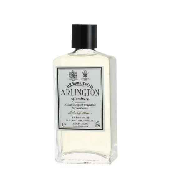 DR Harris Arlington Aftershave Lotion