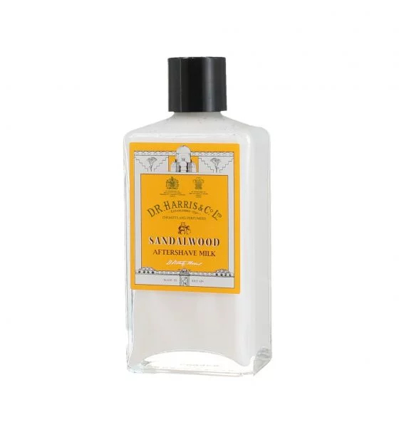 DR Harris Sandalwood Aftershave Milk