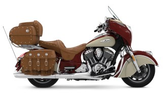 Indian 2017 Roadmaster Classic-22