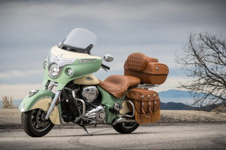 Indian 2017 Roadmaster Classic-33