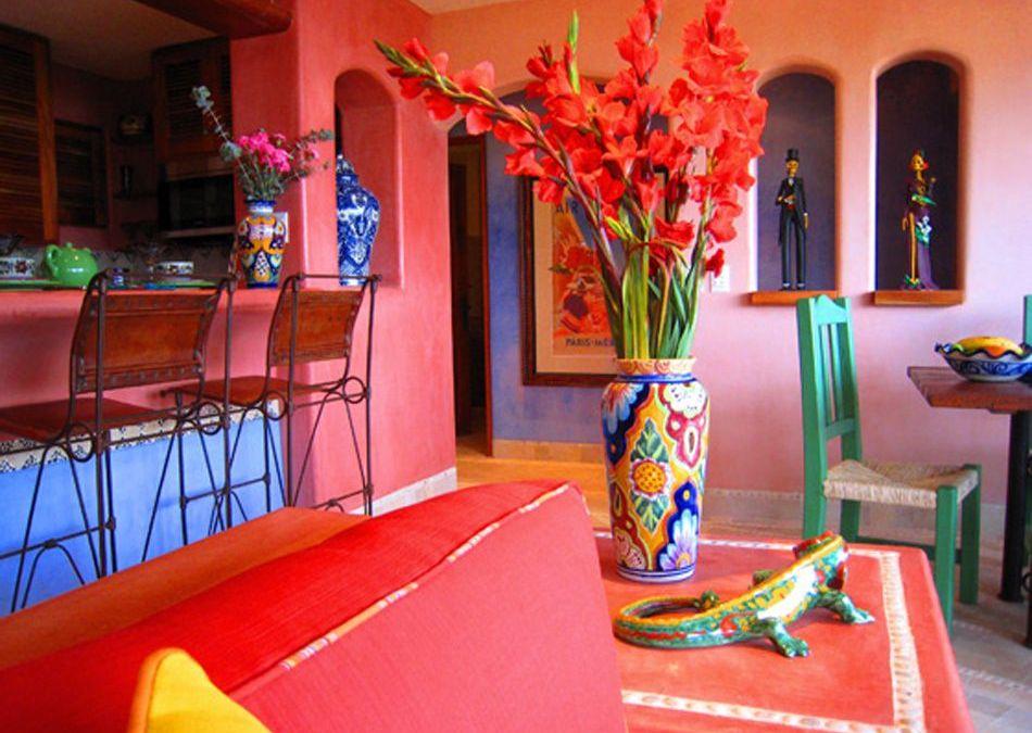 Decoración mexicana. Tradición y color en tu casa