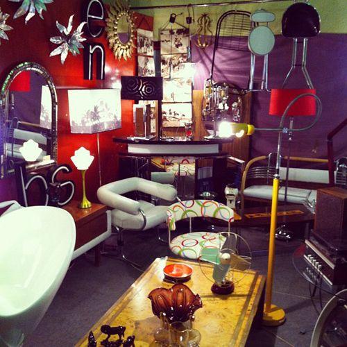 atelier feria mueble vintage I love retro