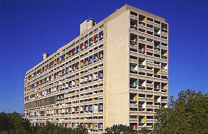 Arquitectos del mundo: Le Corbusier