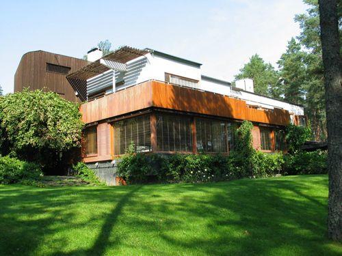 La arquitectura finlandesa de Alvar Aalto