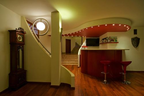 barra bar swing house polonia