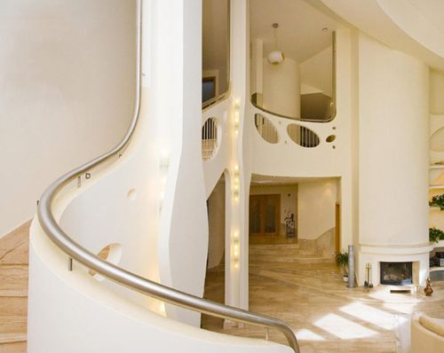 escaleras swing house polonia