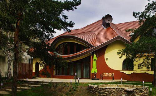 exterior casa swing house