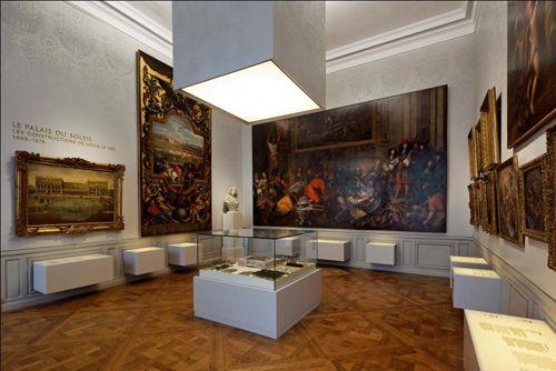 nueva galeria historia palacio versalles