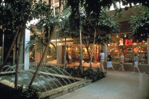 centro comercial lujo bal harbour shops