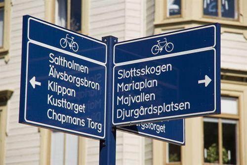 señales barrio casa nordica estocolmo suecia