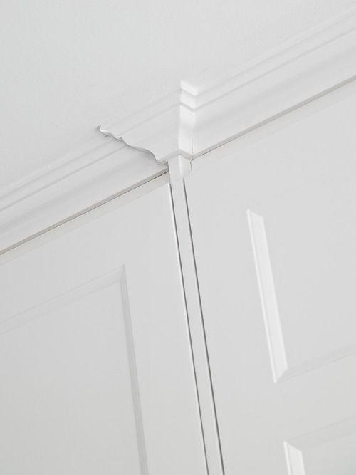 detalle pared casa nordica estocolmo suecia
