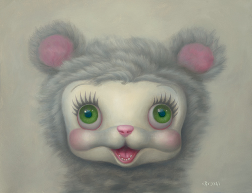 snow yak pintor mark ryden