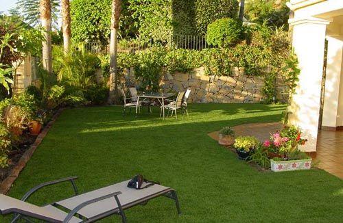 Una habitación exterior: diseñar el jardín en casa