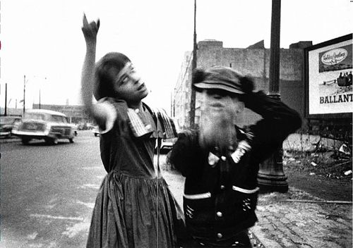 danse brooklyn 1955 william klein
