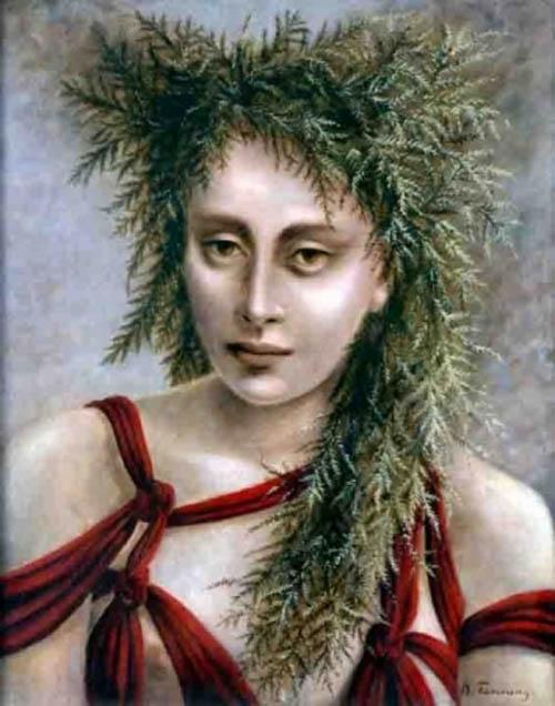 pintura deirdre artista dorothea tanning