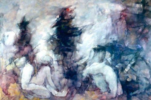 eperdument pintado artista dorothea tanning