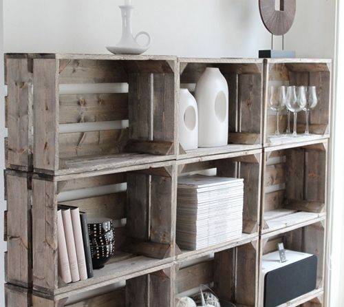 estanteria caja fruta hogar.pisos.com