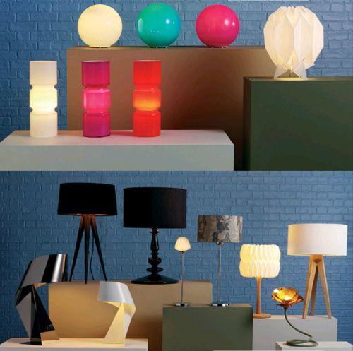 diseños iluminacion habitat