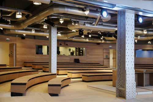 auditorio espacio fundacion telefonica madrid