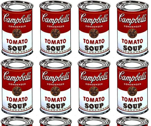 andy warhol sopa campbell 3oneseven.com