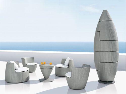 mueble apilable obelisk dedon mobilics.blogspot.com
