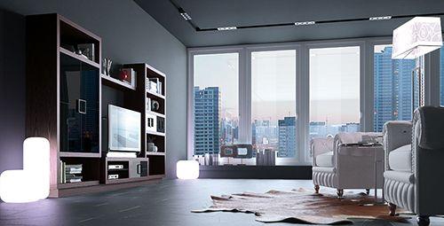 Muebles de lujo con encanto