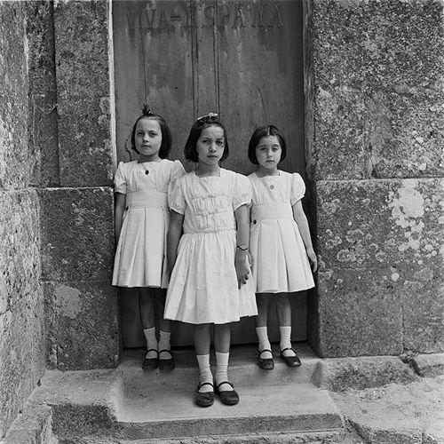 fotografia niñas blanco negro fotografo virxilio vieitez quesabesde.com