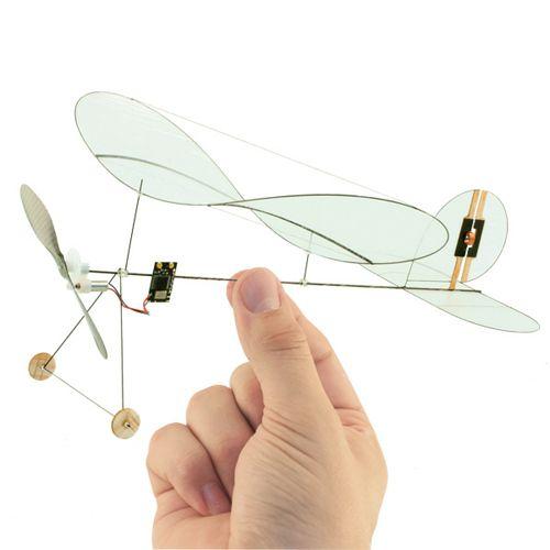 avion juguete ultraligero