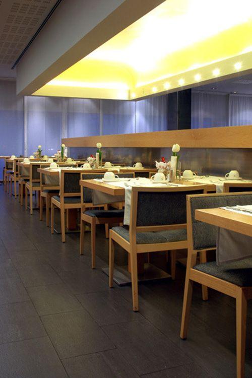 Restaurante Jardí del Mar.