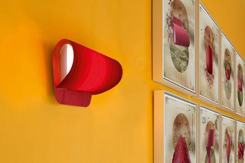 lampara diseño pleg ganadora premio red dot