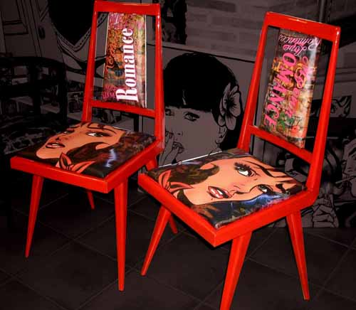 sillas romance tienda delgallo delgallo.es