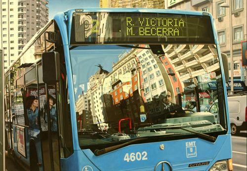 autobus 142 jose miguel palacio