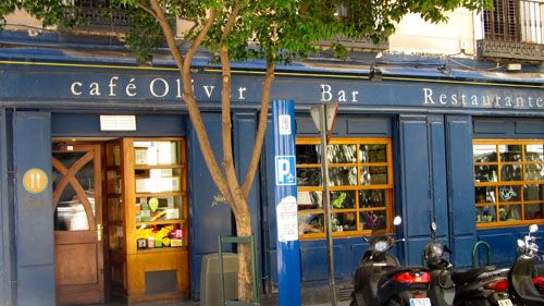 cafe oliver