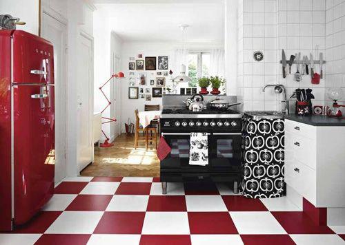 Selección de electrodomésticos retro para tu hogar