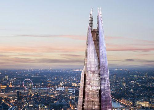 The Shard nos obliga a reevaluar el Londres que creíamos conocer