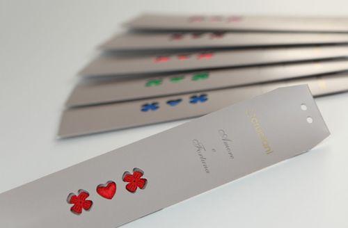 empaquetado pulseras cruciani mybogue.com