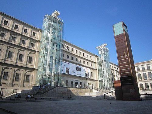 Museo Reina Sofía, un tesoro de arte contemporáneo y moderno