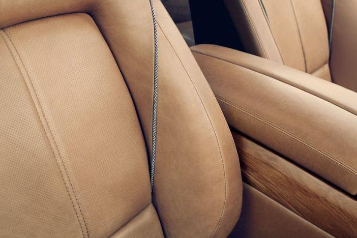 interior asientos bmw lujo cuero