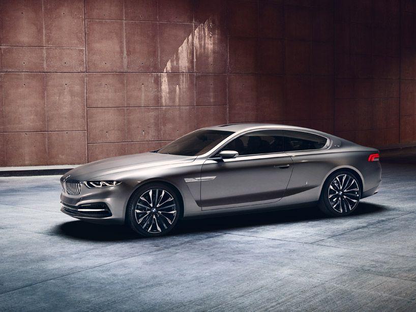 BMW Pininfarina gran lusso coupé, exclusividad y elegancia