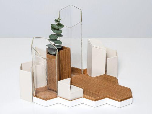 accesorio mesa grid diseñado valvanera arrieta exposicion madtastic!