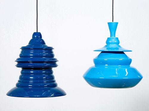 lamparas solid spin diseñadas johanna tammsalu expuestas madtastic
