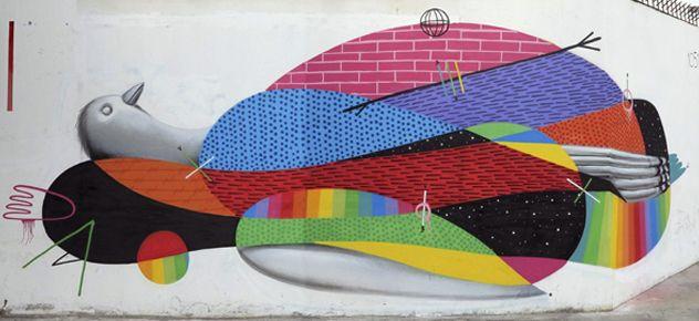 Mulafest Festival 2013: arte urbano en estado puro
