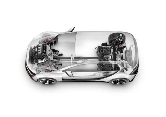 mecanica motor volskwagen desing vision