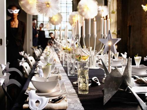 Nueva entrega de decoración de mesas navideñas