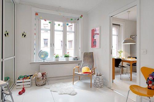 Piso de Gotemburgo 16