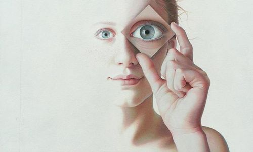 La pintura fotorrealista de Jantina Peperkamp