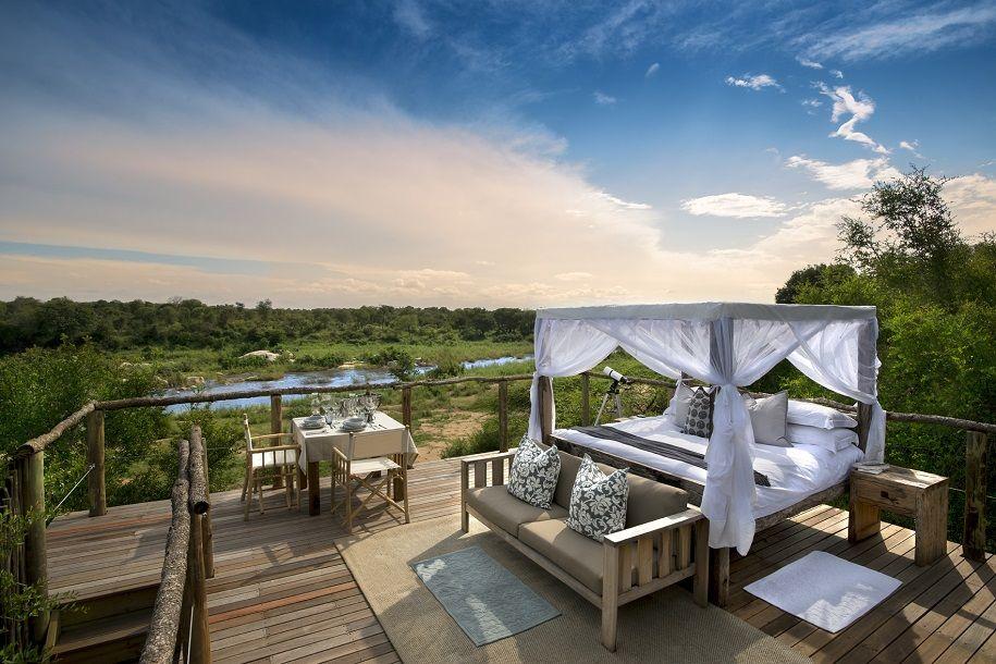 Lion Sands Game Reserve, un hotel lleno de encanto
