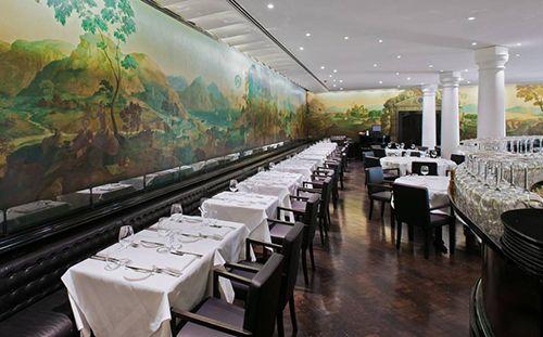 Restaurante Tate Britain