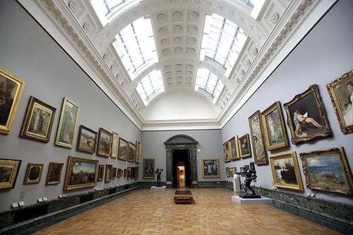 Tate Britain interior
